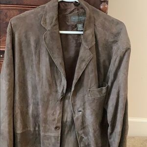 Banana Republic Jackets & Coats - Banana Republic Suede